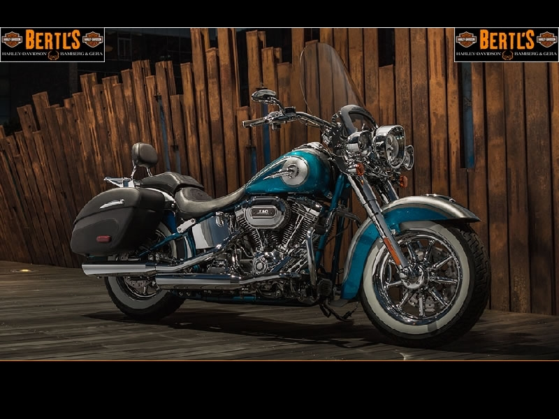 FLSTNSE CVO™ Softail® Deluxe ab 30.785 € inkl. MwSt.*