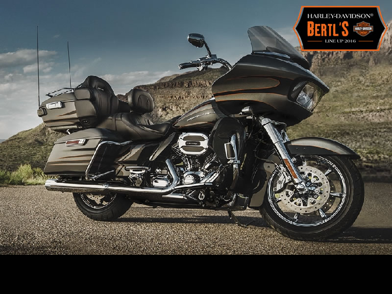 FLTRUSE CVO™ ROAD GLIDE® ULTRA ab 39.995 Euro