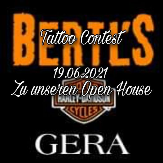 Tattoo Contest 19.06.21